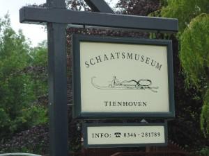 schaatsmuseum Tienhoven